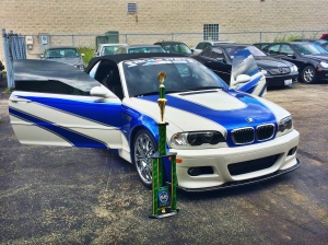 Shockwave Customs is located in Frankfort, IL. They specialize in High End Mobile Electronics, Custom Wheels, and even installation of Lambo Doors!