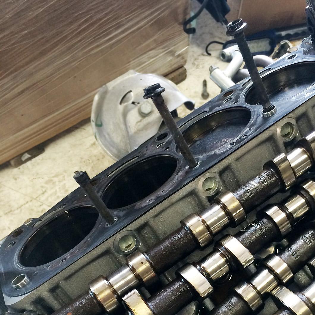 Does the mercedes benz 63amg engine have a secret problem for Mercedes benz of hilton head