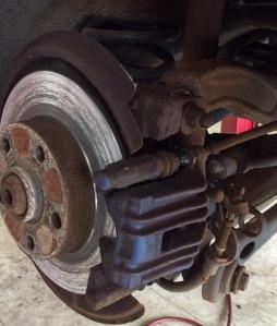 Rennology Motor Sport Brake System Repair